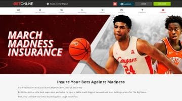Overtime Insurance up to $100 if your March Madness 2021 game goes into OT