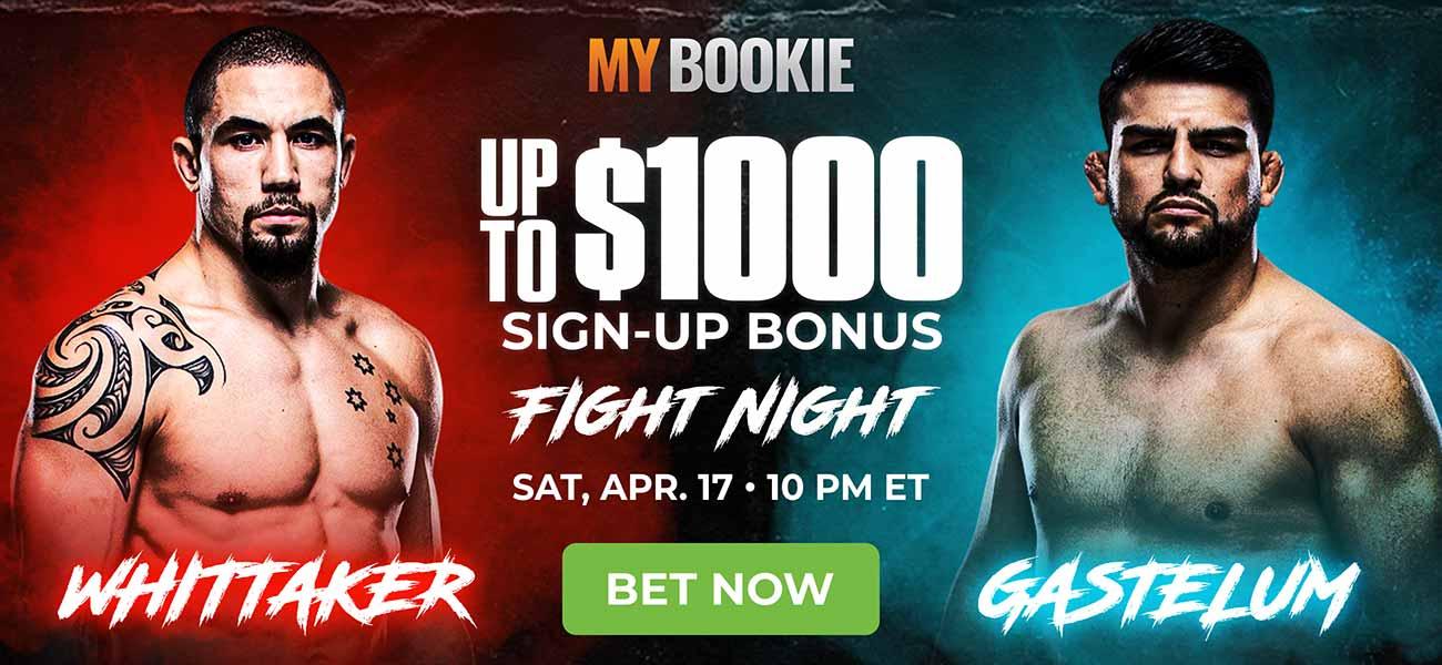 MyBookie Boxing Bonus