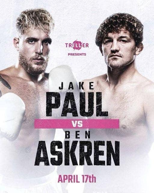 Ben Askren vs Jake Paul Preview