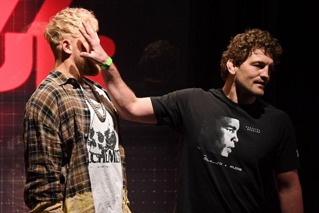 Jake Paul and Ben Askren Press conference Preview