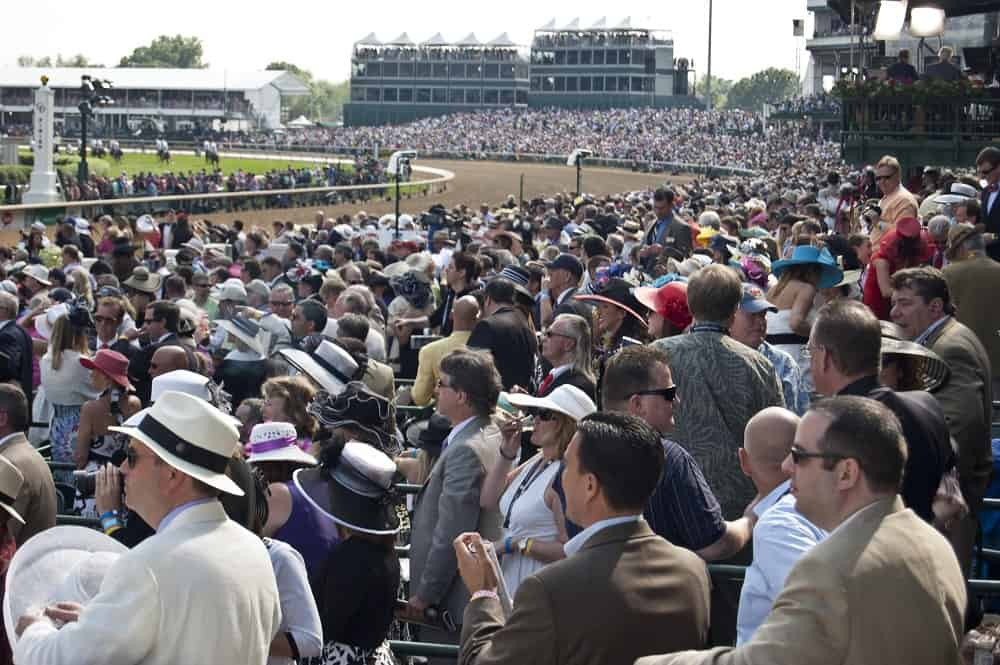 Kentucky Derby and Medina Spirit Failed Test