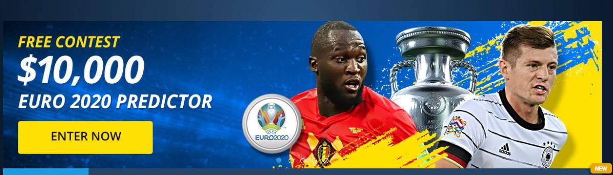 Euro 2020 Predictor Soccer Contest